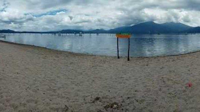 GALERI FOTO: Pantai Pasir Panjang, Sisi Lain Danau Kerinci dengan Pasirnya nan Putih dan Bersih