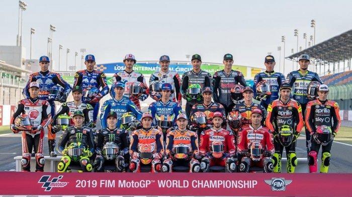 NONTON di HP Live Streaming MotoGP Spanyol 2019 Siaran Langsung Trans7 Mulai 17.00 WIB Moto3 dan 2