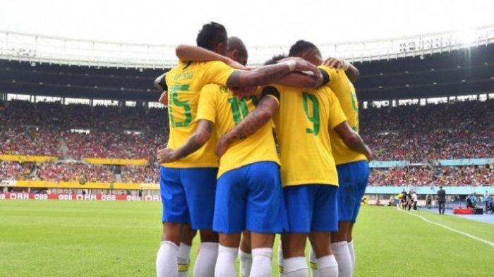 Jadwal Lengkap Sepak Bola Olimpiade Tokyo 2020, Brasil Vs Jerman Main Hari Ini
