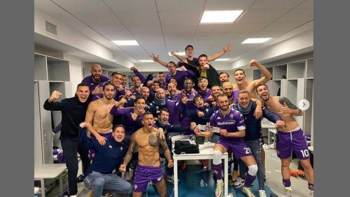 HASIL LIGA ITALIA, Dipermalukan Fiorentina 3-0, Rekor Tak Terkalahkan, Juventus Kalah Pertama Kali