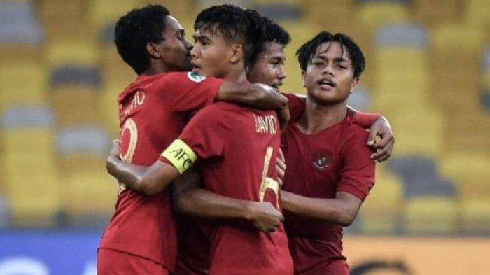 Live Streaming YouTube, Timnas U-16 Indonesia vs India di AFC 2018, Skor Masih 0-0
