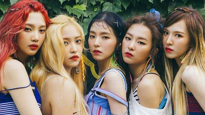 Sukses Hibur ReVeluv Indonesia, Member Red Velvet Ini Pernah Digosipkan Pacaran Dengan Jimin BTS