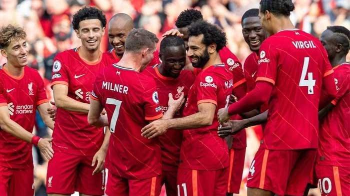 Jadwal Liga Inggris Pekan Keenam, Ada Brentford vs Liverpool Siaran Langsung Nanti Malam