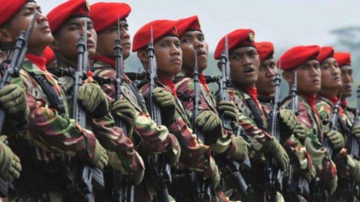 Kopassus Jadi Guru 2 Sniper Brunei Darussalam, Didikan Keras Baret Merah Telurkan Hasil Positif