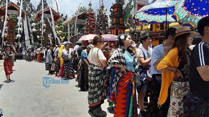 Bangga, Bali Dinobatkan Sebagai Destinasi Wisata Terbaik di Dunia Pilihan Wisatawan, Begini Jelasnya