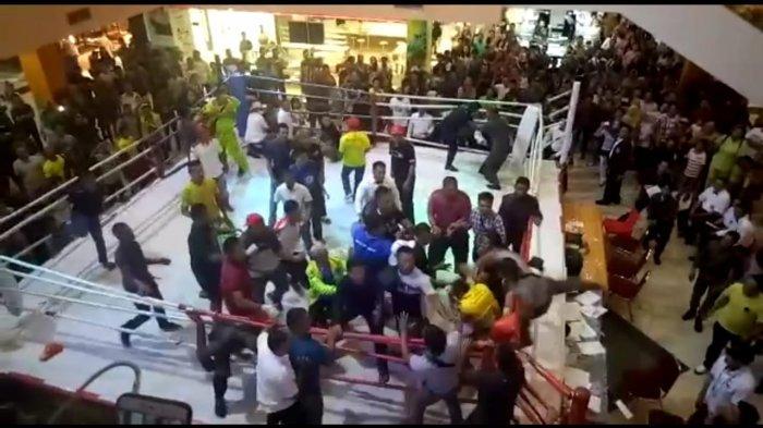 Pukul Lawan hingga Pingsan di Final Tinju Porprov XXII, Petinju Kota Jambi di Diskualifikasi