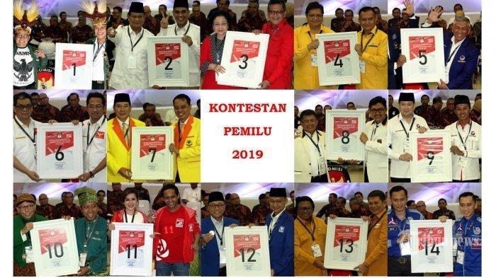 Lihat Hasil Quick Count Tiap Propinsi:Jokowi Menang di Jawa-Bali-Papua, Prabowo di Sumatera-Sulawesi