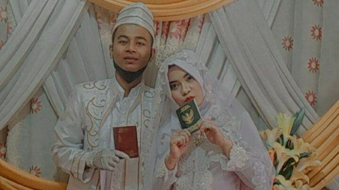 Kemenag Kota Jambi: Jumlah Pelaksanaan Akad Nikah Selama 2021 Tercatat Ada 1.838 Pasangan Menikah