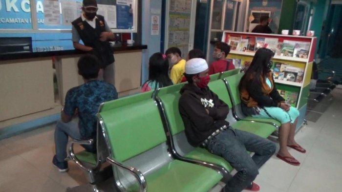 Sedang Patroli Penertiban PKL, Satgas Covid-19 Pasar Jambi Malah Pergoki 4 Pasangan di Kos-kosan
