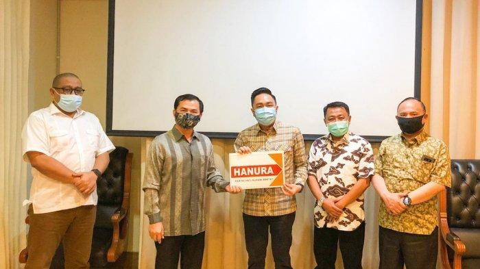 Pasangan Fikar-Yos Kantongi Rekomendasi Hanura untuk Pilwako Sungai Penuh