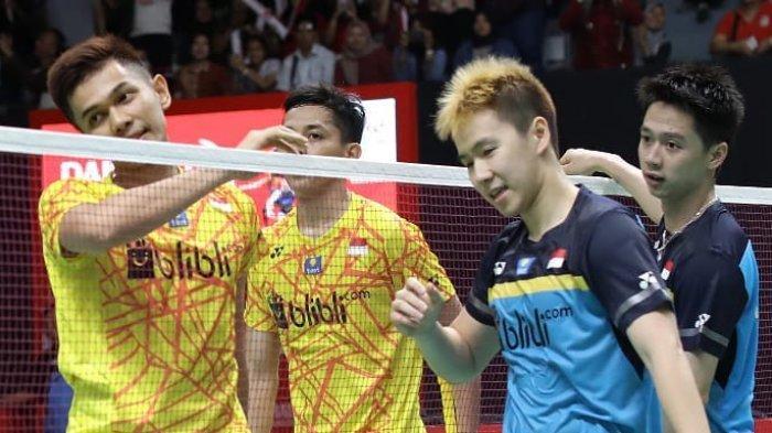 Jadwal Badminton Hari Ini Indonesia Masters 2020, The Minions Lawan Wakil China, Jojo Lawan Taiwan