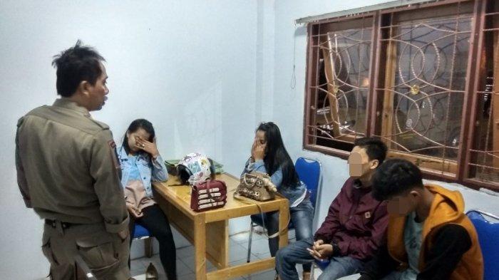 Imbauan Balajar di Rumah Tak Digubris,Para Pelajar Tanpa Busana Digerebek di Indekos, Alasan Buat PR