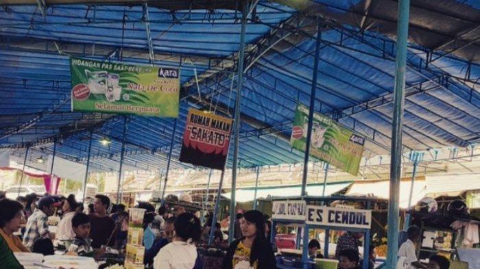 Tempat Wisata Aneka Takjil Sambil Ngabuburit Sore, Kunjungi 5 Pasar Beduk Kota Jambi Nan Legendaris