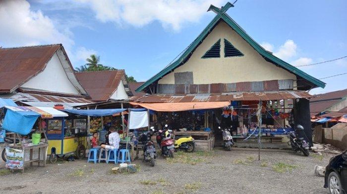 Pedagang Ayam Pasar Bungur Tebo Tengah Keluhkan Sepi Pembeli