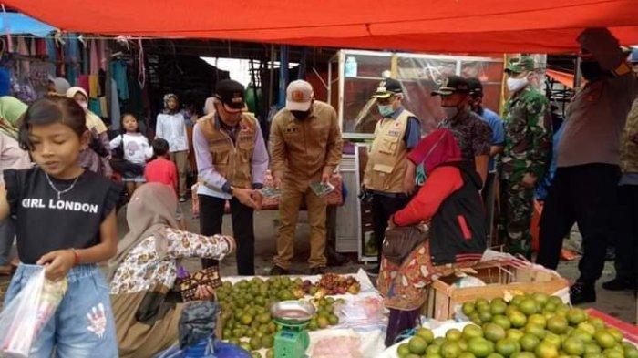 Pemkab Kerinci Tutup Tiga Pasar Tradisional Hingga 31 Oktober, Balai Semurup Paling Disorot