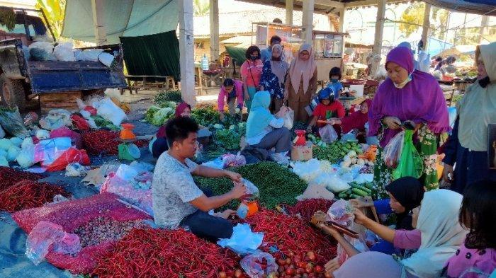 UPDATE Harga Sembako Jumat 29 Januari 2021 Tiga Pasar Besar di Kota Jambi