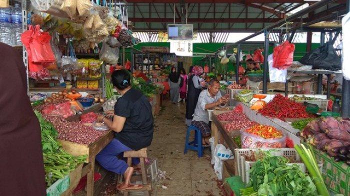 Update Harga Sembako di Tiga Pasar Besar Kota Jambi Hari Kedua Bulan Ramadhan