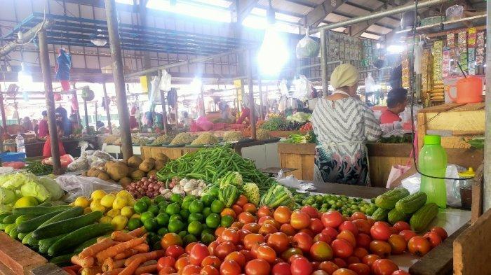 Update Harga Sembako Tiga Pasar Besar di Kota Jambi, Cek Harga Beras Kualitas Premium