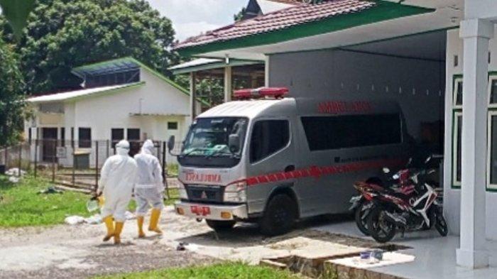 BREAKING NEWS Semoga Khusnul Khotimah, Satu Pasien Covid-19 dan Janin di Tebo Meninggal