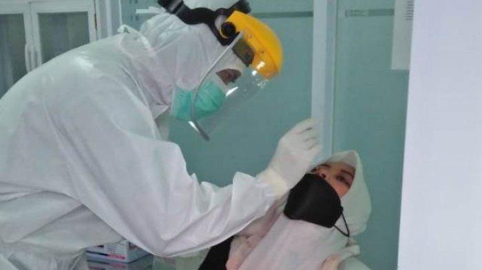 Pasien Tes PCR dan Antigen di Labkesda Kota Mengalami Peningkatan, Sehari Sampai 200-an Sampel
