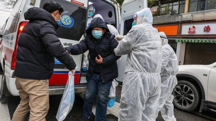 Gedung Putih AS Curigai China Tak Jujur Soal Jumlah Penderita Virus Corona, Sebut