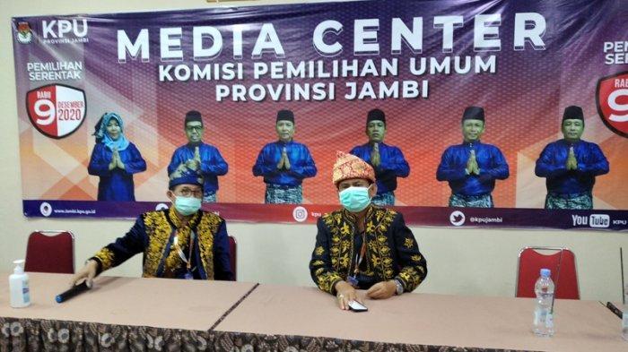 Plt Gubernur Jambi Belum Ditunjuk Kemendagri, Fachrori Umar Ambil Cuti Sampai 5 Desember