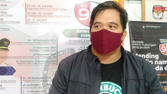 KPU Tanjabtim Terima Berkas Perbaikan Masing Paslon, 22 September Penentuan Berkas Calon