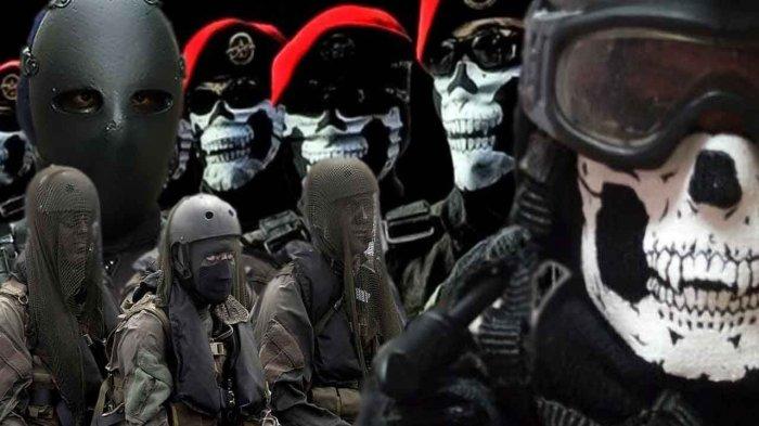 7 Slogan Pasukan Khusus yang Disegani di Dunia, Kopassus 1 Diantaranya dengan Kata yang Menggetarkan