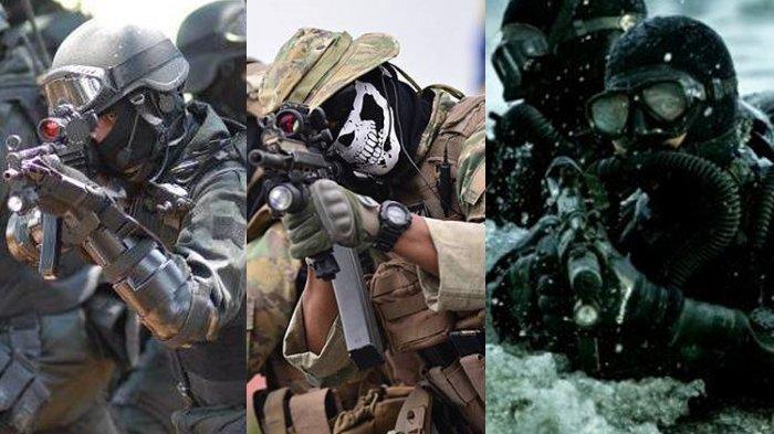 KOMPI C Dihujani Peluru Penembak Runduk, Kopassus, Denjaka & Paskhas Redakan Konflik Saparua 1999