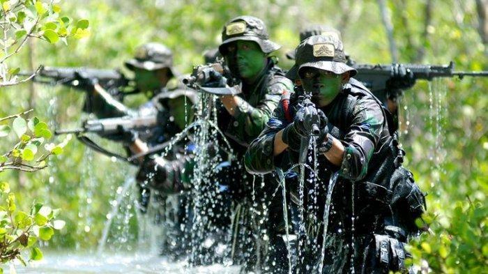 Kisah Serda Revani Hancurkan Pasukan Malaysia, Marinir TNI AL Menantang Maut Tak Takut Hujan Peluru
