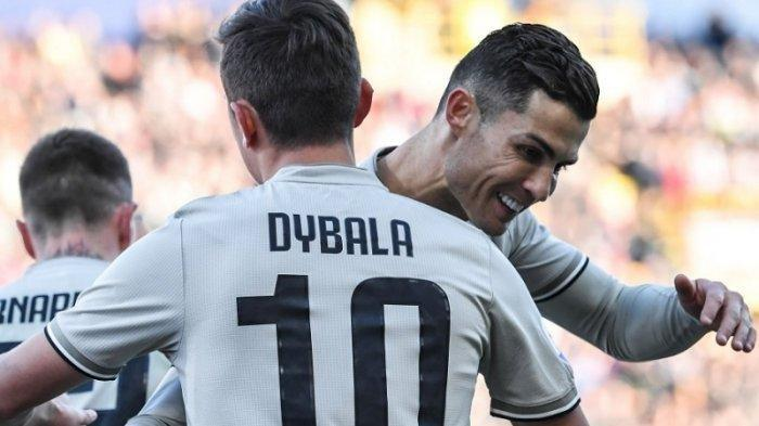 Jelang Transfer Liga Italia, Juventus Dikabarkan Tukar Ronaldo dengan 2 Pemain Top PSG