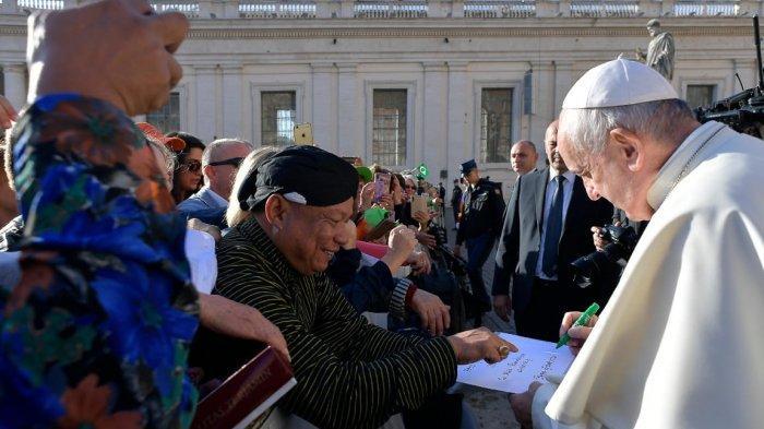 Benarkah Paus Fransiskus Dukung LGBT? Begini Masa Lalu hingga Pengangkatan Gereja