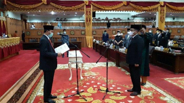 Mantan Kadisdukcapil Tanjabtimur Syahruddin Jadi PAW Anggota DPRD Provinsi Jambi