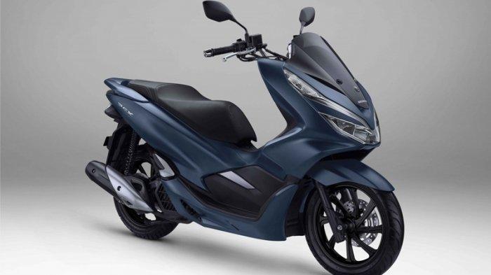 Varian Warna Baru Honda PCX Telah Hadir di Jambi,Bisa Angsuran Mulai Rp33 Ribu per Hari