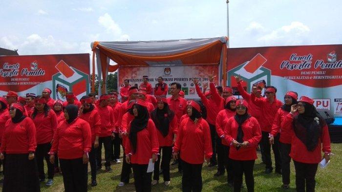 Pilpres, PDIP Dominasi Ketua Pemenangan Daerah