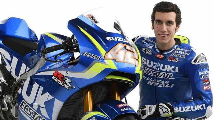 MotoGP Malaysia - Belum Mulai Sesi Latihan, Motor Alex Rins Terbakar Hebat, Khawatirkan Mesin
