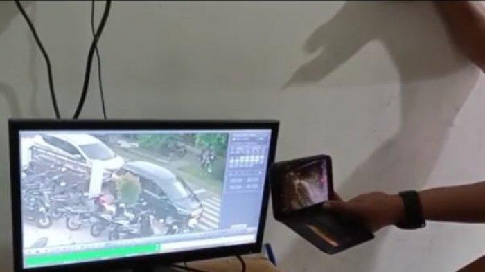 Komisioner KPU Kota Jambi Korban Aksi Pecah Kaca Mobil, Pelaku Beraksi Siang Hari