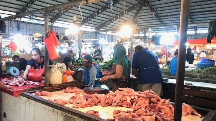 Update Harga Sembako Tiga Pasar Besar di Kota Jambi Jumat 10 September 2021