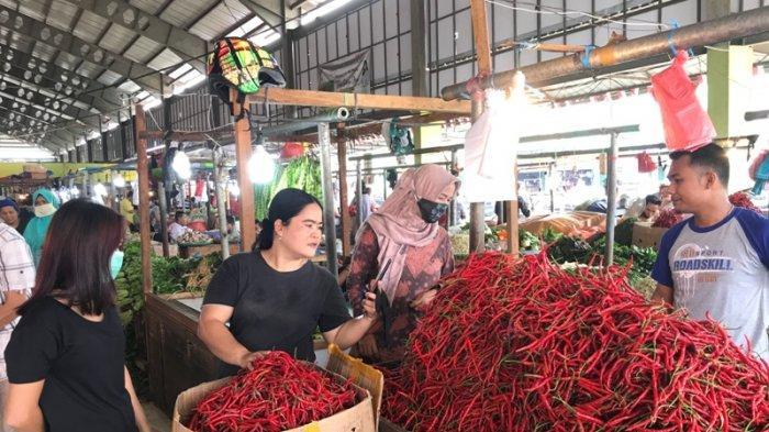 Update Harga Cabai Merah di Jambi Hari Ini (9/11/2020) Melonjak Naik, Ini Penyebabnya