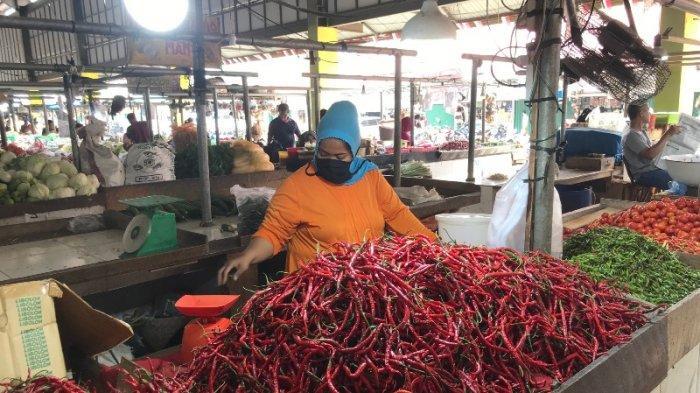 Hari Ini, Harga Ayam Broiler dan Cabai Merah di Kota Jambi Menurun