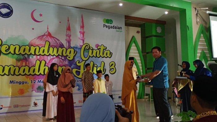 Pegadaian Syariah Jadi Sponsor Utama Senandung Cinta Ramadan Jilid 3