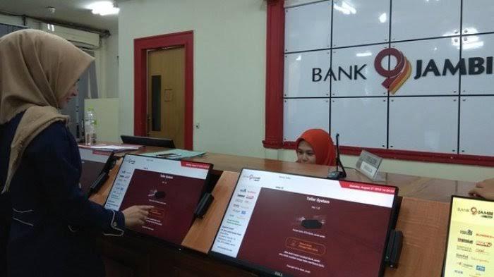 Pegawai Bank Jambi