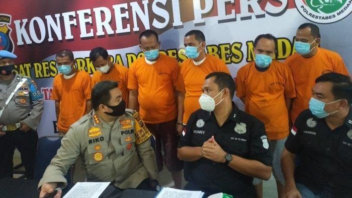 Oknum Pejabat Aceh Tenggara Ditangkap Saat Pesta Narkoba, Satu Orang Terkonfirmasi Positif Covid-19