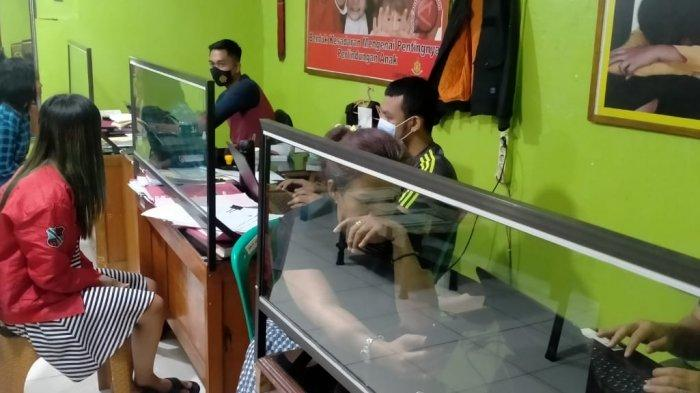 Pekerjakan Anak Dibawah Umur, Pemilik Salon di Merangin Diamankan Polisi Saat Operasi Pekat