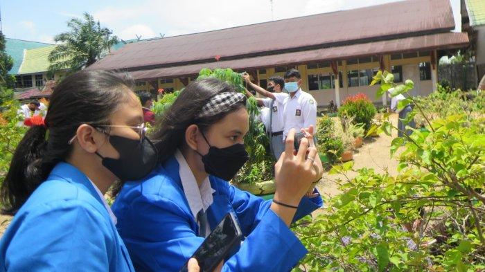 PFI Jambi Ajak Pelajar SMA se-Kabupaten Batanghari Lomba Foto Jurnalistik