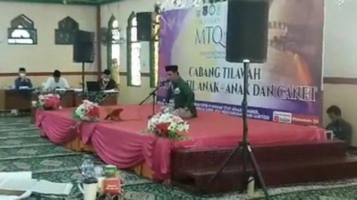 Pemenang MTQ ke-50 Tingkat Provinsi Jambi akan Diumumkan Besok