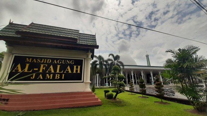 Ibadah Ramadan Tetap Terapkan Protokol Kesehatan, Begini Pelaksanaan Nanti di Masjid Agung Al-Falah