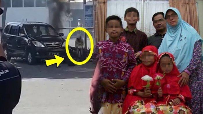 Terungkap Ternyata Ini Pesan Tersembunyi Bom Bunuh Diri di Surabaya Gunakan Wanita dan Anak-anak