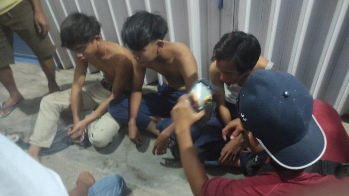 Detik-detik Geng Motor di Kota Jambi Serang Warga Eks Lokalisasi Pucuk, Ceweknya Ditangkap