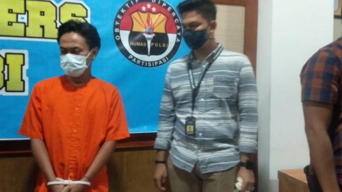 BREAKING NEWS Anggota Ditreskrimsus Polda Jambi Ringkus Pelaku Investasi Bodong Share Result